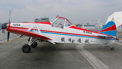 B-0016 - Piper PA-25-235 Pawnee - Sichuan Tuofeng General Avation Co.LTD