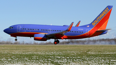 N251WN - Boeing 737-7H4 - Southwest Airlines