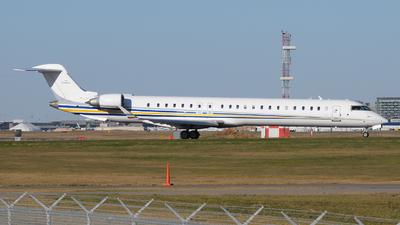C-GSUA - Bombardier CL-600-2D24 Challenger 890 - Suncor Energy