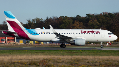 A picture of DAEWO - Airbus A320214 - Eurowings - © Alexander Schürmann