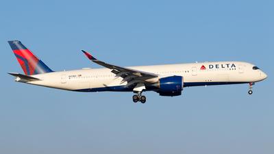 N513DZ - Airbus A350-941 - Delta Air Lines