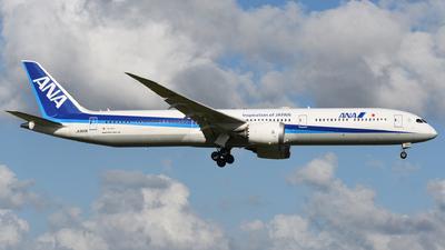 JA900A - Boeing 787-10 Dreamliner - All Nippon Airways (Air Japan)