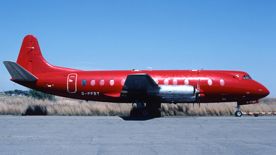 G-PFBT - Vickers Viscount 806 - Untitled