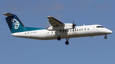 ZK-NEK - Bombardier Dash 8-Q311 - Air New Zealand Link (Air Nelson)