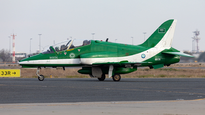 8808 - British Aerospace Hawk Mk.65 - Saudi Arabia - Air Force