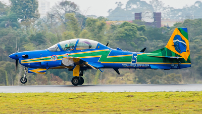 FAB5710 - Embraer A-29 Super Tucano - Brazil - Air Force