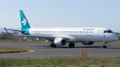 I-ADJO - Embraer 190-200LR - Air Dolomiti