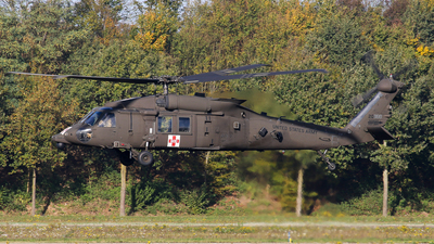 13-20600 - Sikorsky HH-60M Blackhawk - United States - US Army