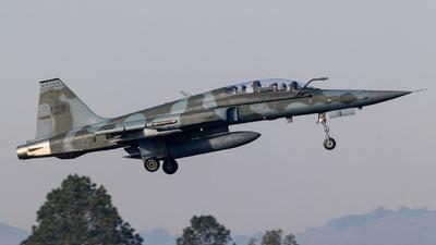 FAB4807 - Northrop F-5FM Tiger II - Brazil - Air Force