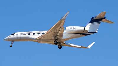 SX-GJA - Gulfstream G650ER - Private