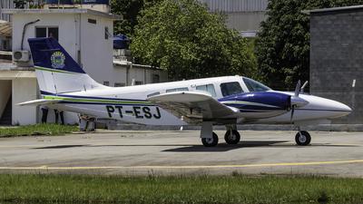PT-ESJ - Embraer EMB-810C Seneca II - Brazil - Government of Mato Grosso do Sul