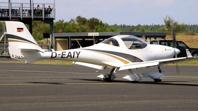 D-EAIY - Aquila A210 - Private