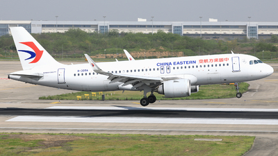 B-309A - Airbus A320-251N - China Eastern Airlines