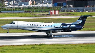 TC-ICG - Embraer ERJ-135BJ Legacy 650 - Private