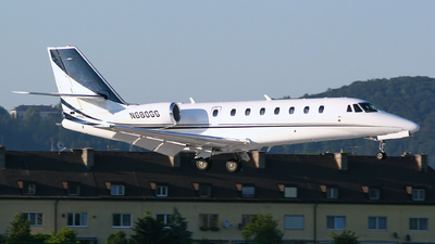 N680GG - Cessna 680 Citation Sovereign - Private