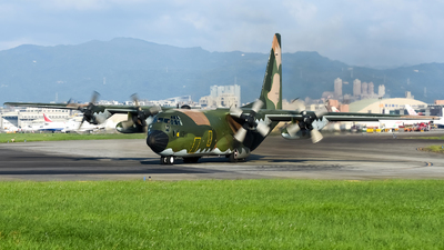 1311 - Lockheed C-130H Hercules - Taiwan - Air Force