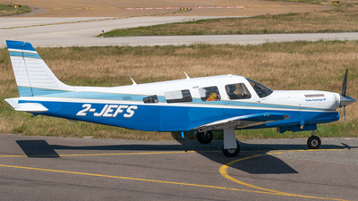 2-JEFS - Piper PA-32R-301T Turbo Saratoga SP - Private
