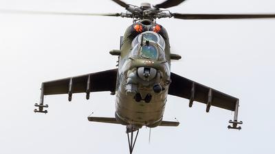 7357 - Mil Mi-24V Hind E - Czech Republic - Air Force