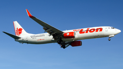HS-LTJ - Boeing 737-9GPER - Thai Lion Air