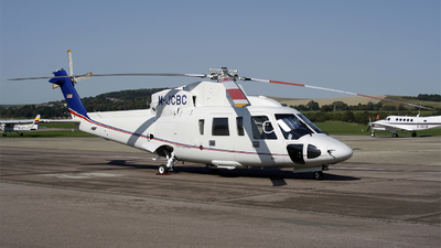 M-JCBC - Sikorsky S-76C - Private