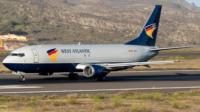 A picture of ECNLS - Boeing 737436(SF) - West Atlantic - © Martín Marrero Hdez