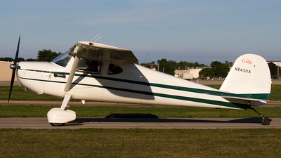 A picture of N9430A - Cessna 140A - [15251] - © Jeremy D. Dando