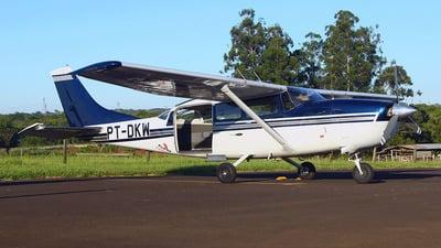 PT-DKW - Cessna 207A Stationair 8 - Private