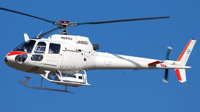 JA6051 - Aérospatiale AS 350B Ecureuil - Nakanihon Air Service