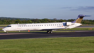D-ACND - Bombardier CRJ-900 - Eurowings