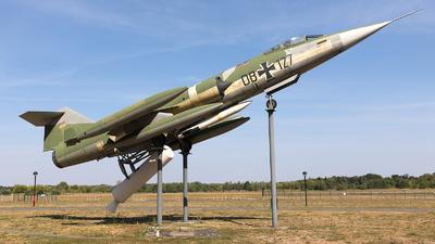 DB-127 - Lockheed F-104G Starfighter - Germany - Air Force