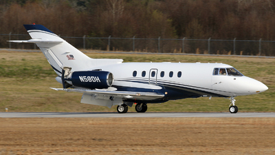 N58DH - Raytheon Hawker 800XP - Private
