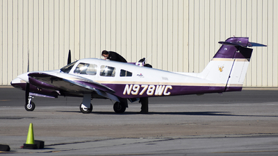 A picture of N978WC - Piper PA44180 Seminole - [4496041] - © Michael Rodeback