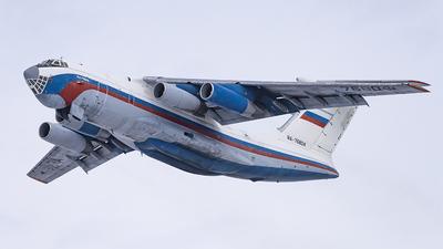 RA-76804 - Ilyushin IL-76MD - Russia - Ministry of Interior
