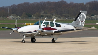 N511TE - Beechcraft 95-D55 Baron - Private