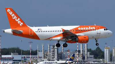A picture of OELKC - Airbus A319111 - easyJet - © Mehrad Watson - AirTeamImages