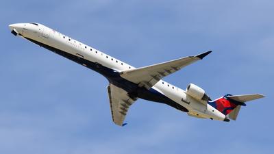 A picture of N904XJ - Mitsubishi CRJ900LR - Delta Air Lines - © Brady Noble
