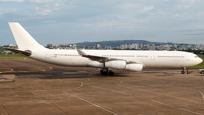 OY-KBM - Airbus A340-313X - Hifly