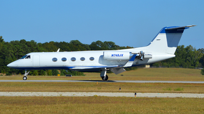 N748JX - Gulfstream G-III - Private