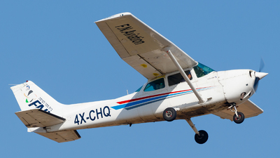 4X-CHQ - Cessna 172P Skyhawk II - FN Aviation