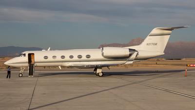 N277GM - Gulfstream G-IV - Private