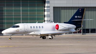 OE-GLC - Cessna Citation Latitude - Goldeck Flug