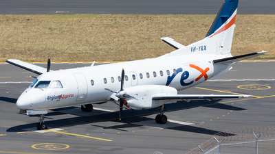 A picture of VHYRX - Saab 340B - Regional Express - © Mark B Imagery