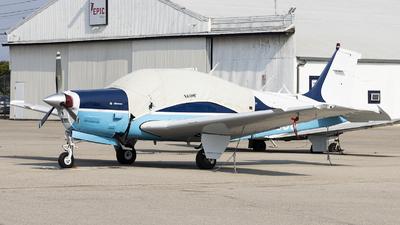 N6389U - Beechcraft B36 Bonanza TC  - Private