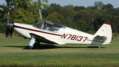 N78137 - Globe GC-1B Swift - Private