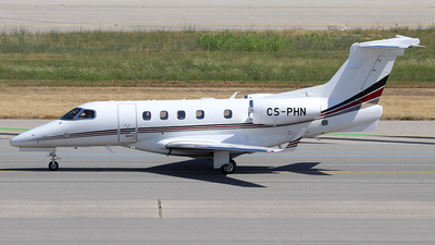CS-PHN - Embraer 505 Phenom 300 - NetJets Europe