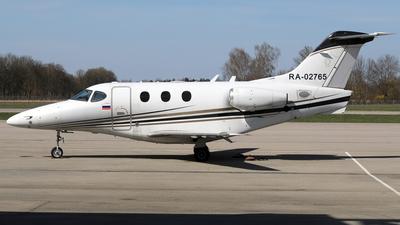 RA-02765 - Raytheon 390 Premier IA - Private