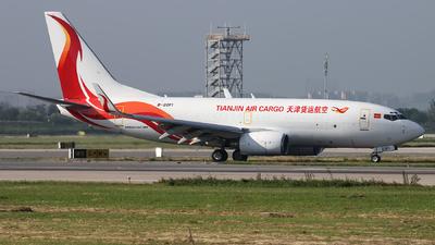 B-20F1 - Boeing 737-75C(BDSF) - Tianjin Air Cargo