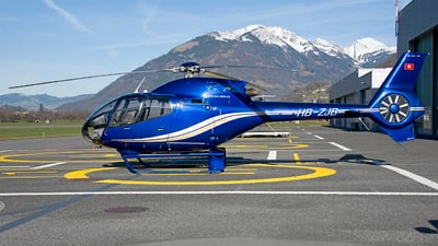 HB-ZJB - Eurocopter EC 120B Colibri - Private