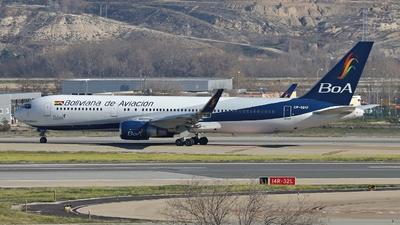 CP-3017 - Boeing 767-328(ER) - Boliviana de Aviación (BoA)