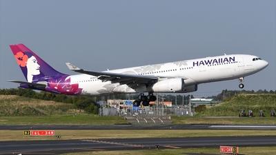 A picture of N361HA - Airbus A330243 - Hawaiian Airlines - © Akihiko Takahashi